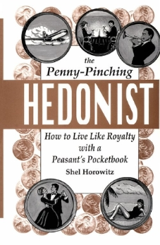 Book Cover--The Penny-Pinching Hedonist